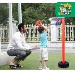 Mainan basket anak, Mainan ring basket portable anak