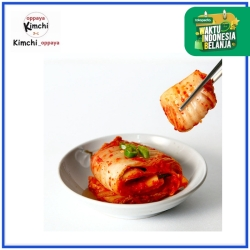 Vegetarian Kimchi korea sawi 500 gram vegie vegan vege