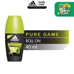 ADIDAS Pure Game Roll On For Men 40ml