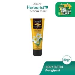 Herborist Body Butter Frangipani 80 gr