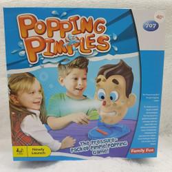 Mainan Seru Anak Bersama Keluarga Popping Pimples 707Games