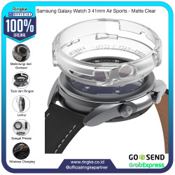 Ringke Galaxy Watch 3 41mm Air Sports Matte Clear Softcase Anti Crack