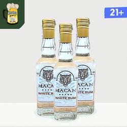 MACAN White Rum 5 stars 45% 350 ml