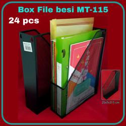 SOS Box File Besi 1susun MICROTOP MT-115 / Box Keranjang / Box Dokumen