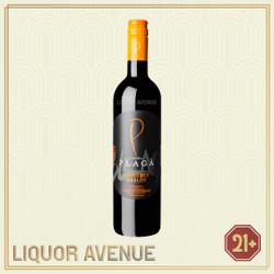 Plaga Cabernet Merlot Red Wine 750ml