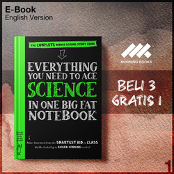 Everything You Need to Ace Science in One Big Fat Notebook The