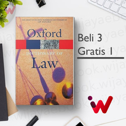 A Dictionary of Law (Oxford Quick Reference) (5th Edition)