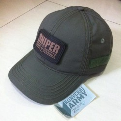 Topi army OD green spesial edition