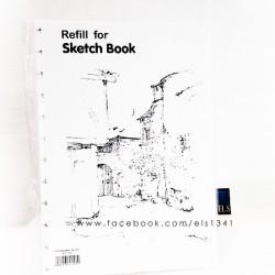 Refill Lyra Sketch Book A4