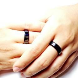 cincin titanium / cincin couple / cincin single