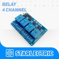 Relay 5V 4 Channel Module