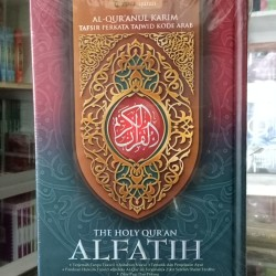 Alquran Al Fatih (A5), Al-Quran Tajwid Terjemah Per Kata Alfatih