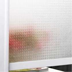 Sticker Frosted Glass Tempelan Kaca Buram