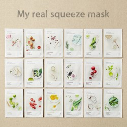 Innisfree My Real Squeeze Mask NEW