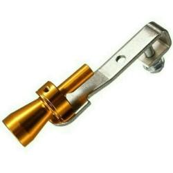 alat siulan turbo di knalpot , turbo whistle size m