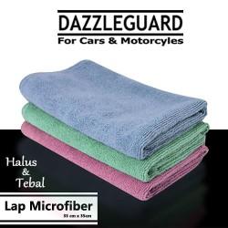 Lap Microfiber Cloth 35 X 35cm untuk Otomotif dll