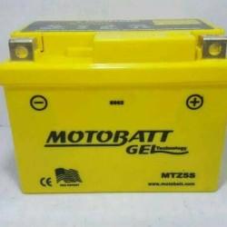 AKI GEL MOTOBATT MOTTOBAT MOTOBAT MTZ5S Mio J Vixion Soul GT Byson dll