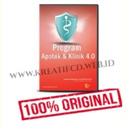 Software Apotek & Klinik 4.0