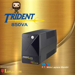 UPS LAPLACE TRIDENT 850 LINE INTERACTIVE UPS WITH AVR