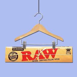 Jual Papir / Kertas linting / Rolling paper 'RAW Classic Kingsize '