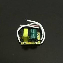 Led driver 1-3 x 1w high power led hpl input 220v ac 3x1w