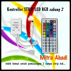 Remote Driver RGB Controller Besar Cabang 2
