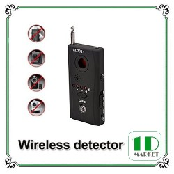 Anti Spy Hidden Camera Detector/ Detektor Anti Sadap