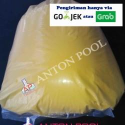PAC Poly Aluminium Chloride China (1 kg) Gojek / Grab saja