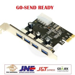 PCI EXPRESS USB 3.0 4-Port