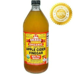 Bragg apple cider vinegar 946ml cuka apel organik bragg original