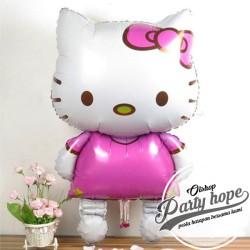 balon foil hello kitty jumbo / balon hello kitty jumbo / balon foil