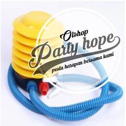 Souvenir Ultah / Pompa Balon / Pompa Kaki / Pompa Balon Injak