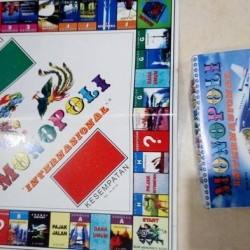 Mainan Anak Monopoli Internasional Murah Meriah by ESSLSHOP2
