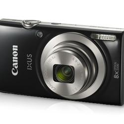 Canon Camera IXUS 185 - Black