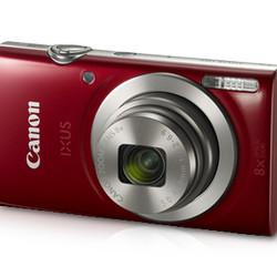 Canon Camera IXUS 185 - Red