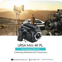 Jual Blackmagic Design Ursa Mini 4 6k Ef Jakarta Barat Inovasi Media Tokopedia