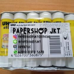 TERMURAH!!! Lem UHU Stick Kecil 8,2g / Glue Stick 8,2 gram