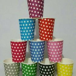 Paper Cup Party / Gelas Kertas / Ulang Tahun Anak (10 pc)