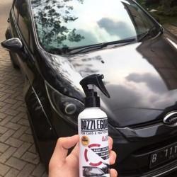 DAZZLE GUARD Nano Coating Spray & Pengkilap Body Untuk Mobil Dan Motor