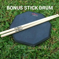 Drum Pad Besar 10 inch