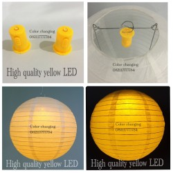 High Quality LED kuning untuk lampion