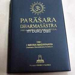 Parasara Dharmasastra - buku hindu