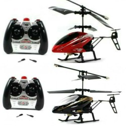 RC Helicopter HX718 3.5 Channel / Remote Control Helikopter 3.5 Channe