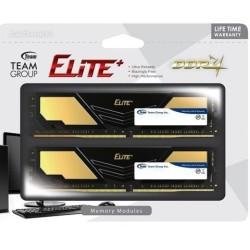 Team Elite Plus Black DDR4 PC21000 2666Mhz Dual Channel 16GB (2x8GB)