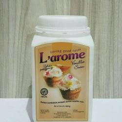 Larome vanilla susu, L'arome perisa vanila 500gram