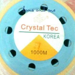 PROMO !!! Tali Gelang Elastis 0.7mm (jual per meter)