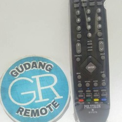 Remot/Remote TV Polytron LCD/LED/Tabung