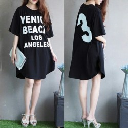 [dress venice RO] dress wanita spandex hitam