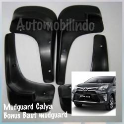 Mudguard TOYOTA Calya / Pelindung Lumpur Calya- Aksesoris Toyota Calya