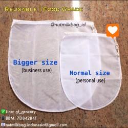 Nut Milk Bag (bigger size)